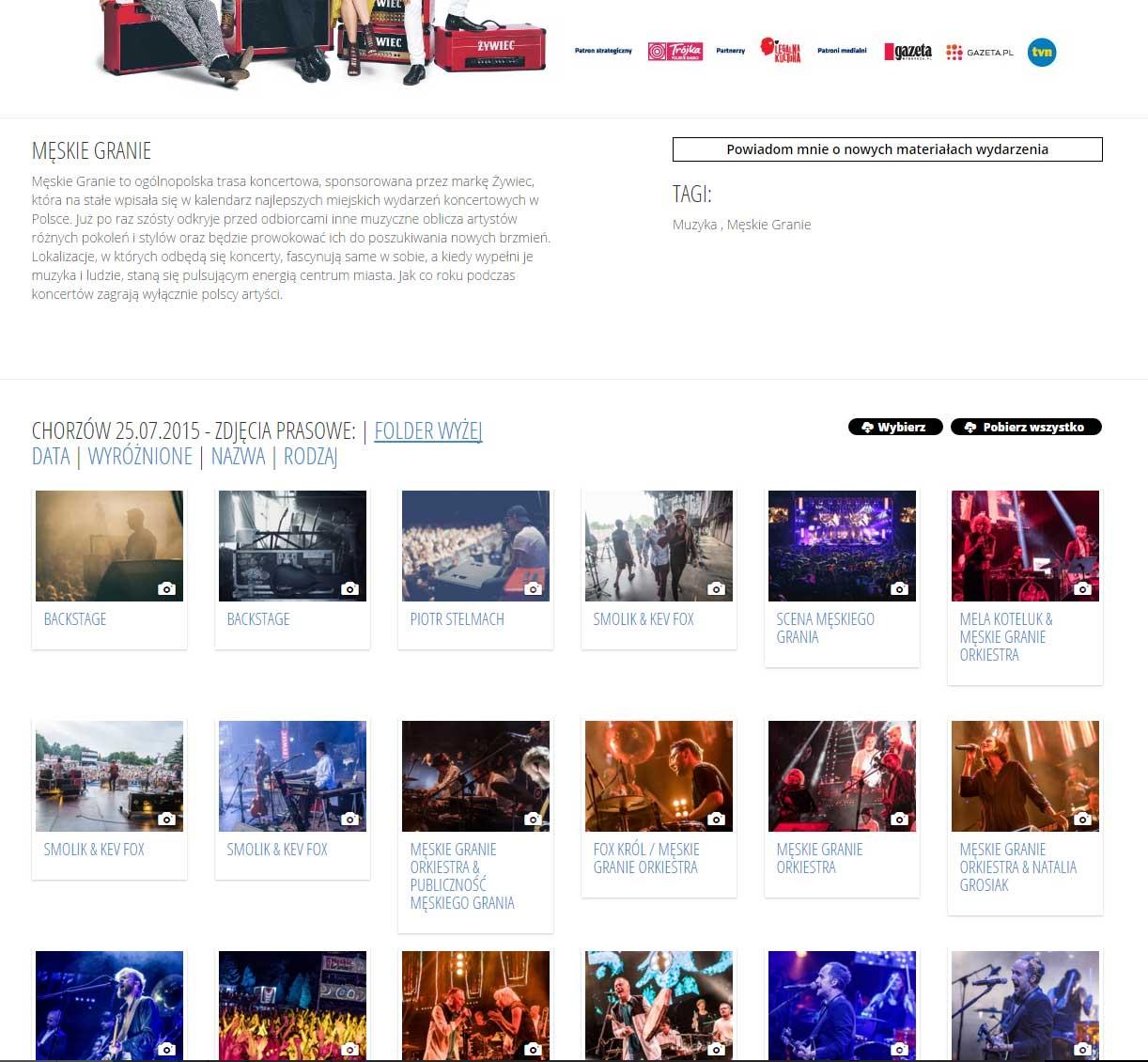 live-wydarzenie-strona