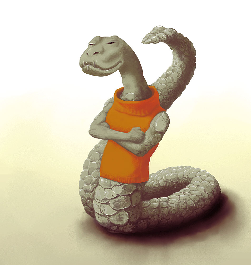 snakeGuy